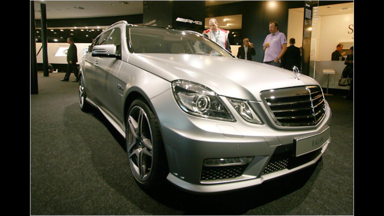 Mercedes E 63 AMG T-Modell