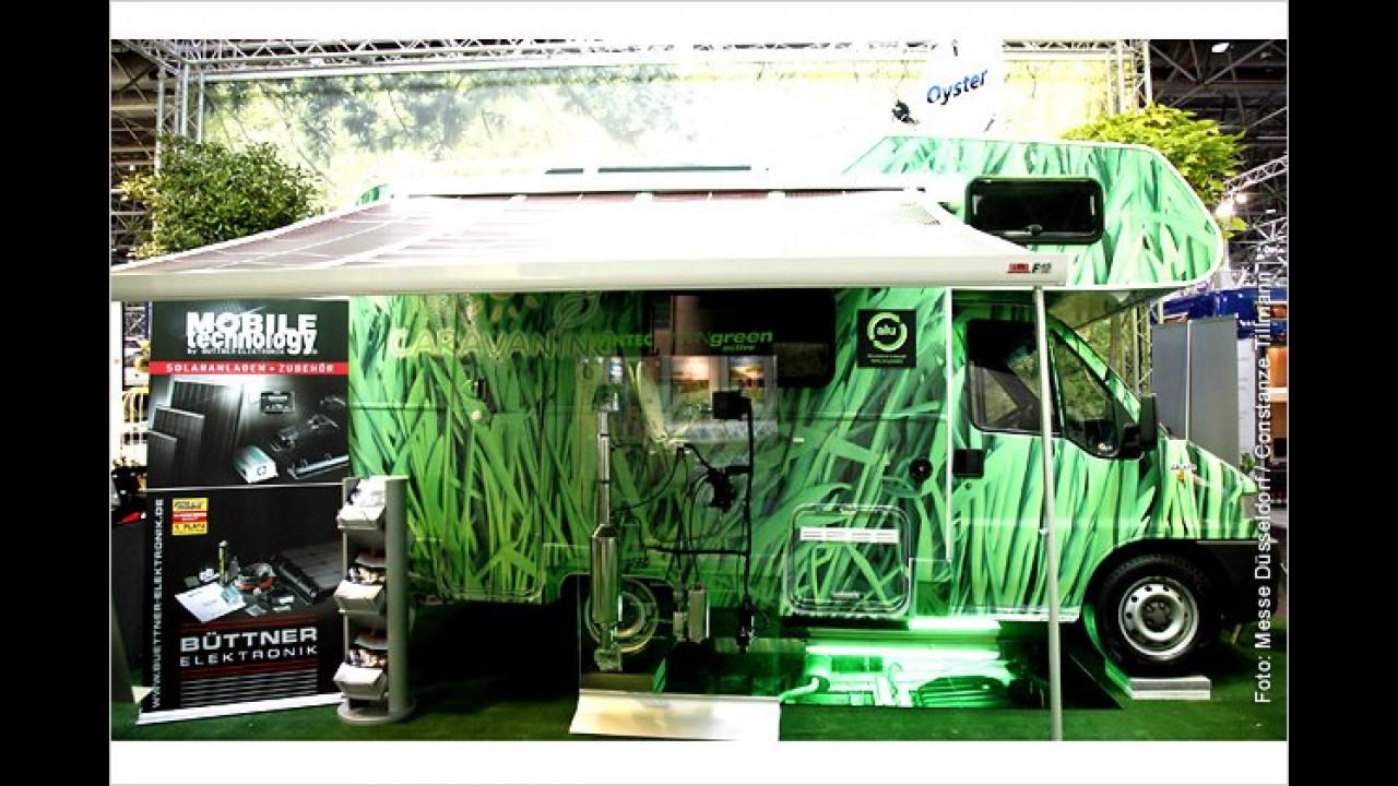 2010: Green Caravaning