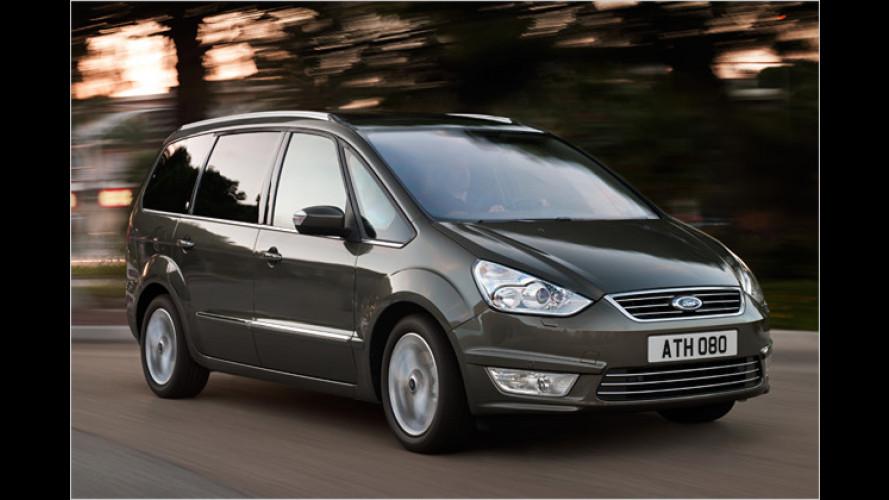 Ford Galaxy und S-Max (2010) im Test: Neuer Look und neue Motoren