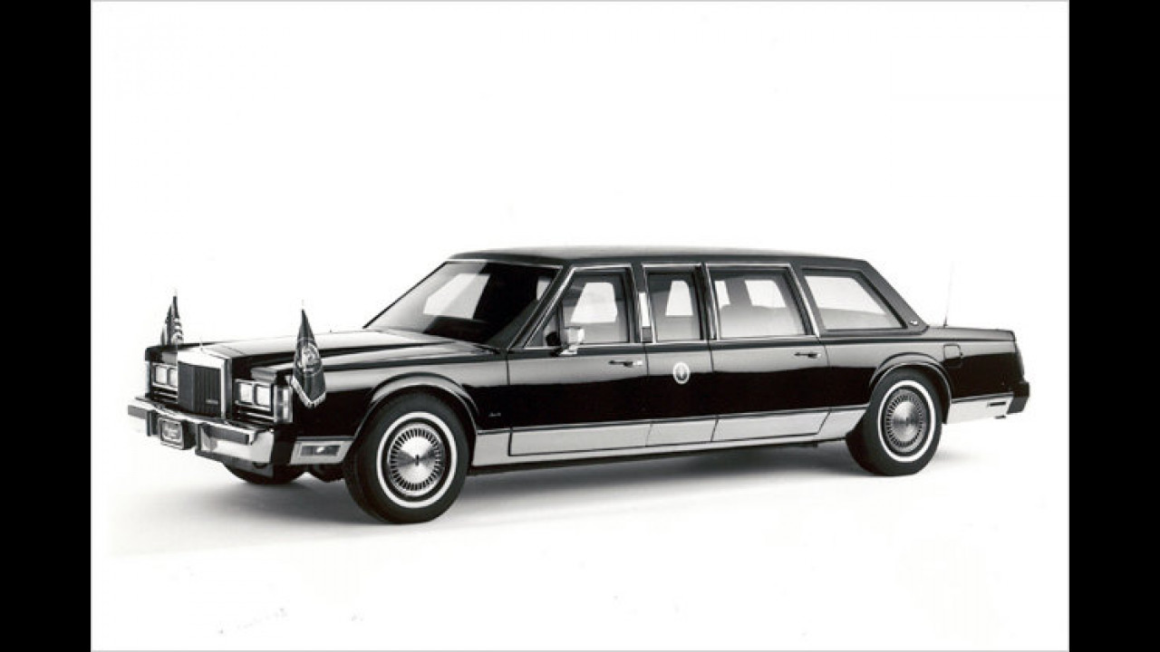 1989er Cadillac ,Presidential Limousine