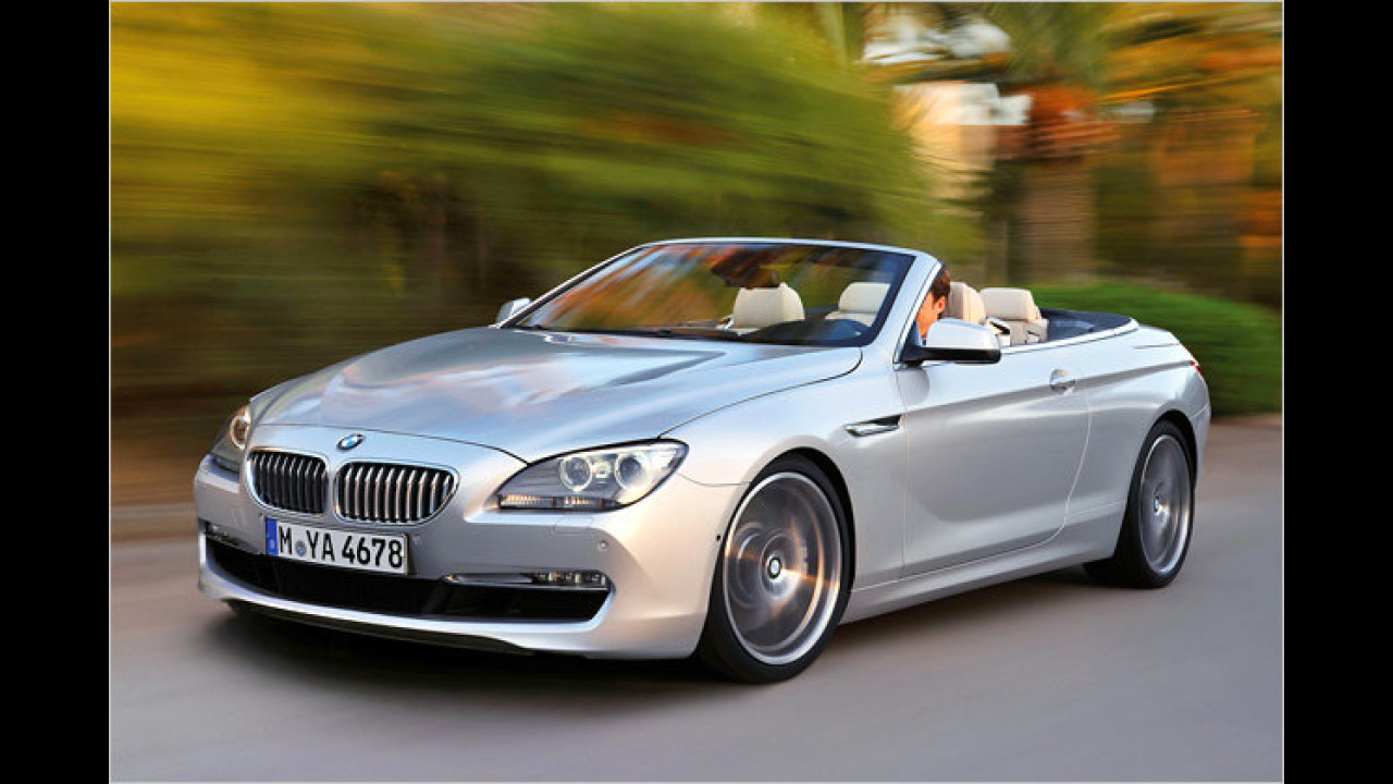 BMW 640i Cabriolet Automatic