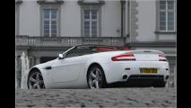 Gestärkter Aston Martin