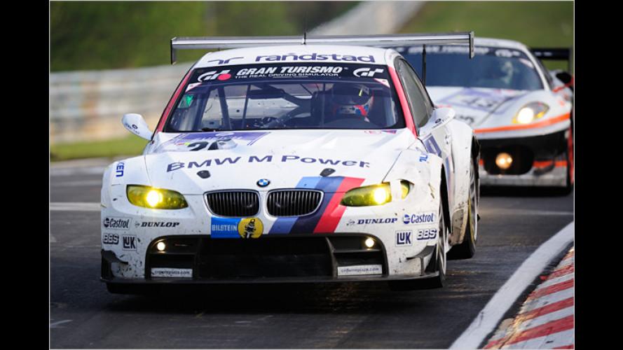 24 Stunden Spannung: BMW gewinnt auf dem Nürburgring