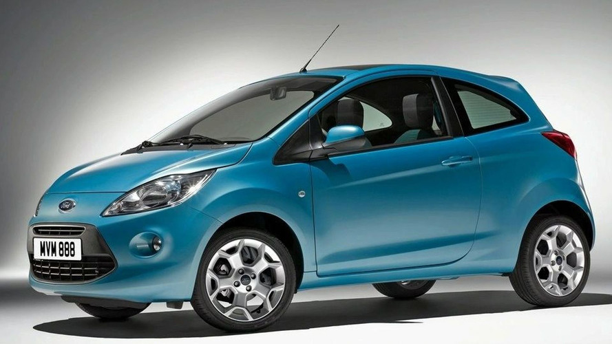 LEAKED: New Generation Ford Ka Appears In Its Final Shape