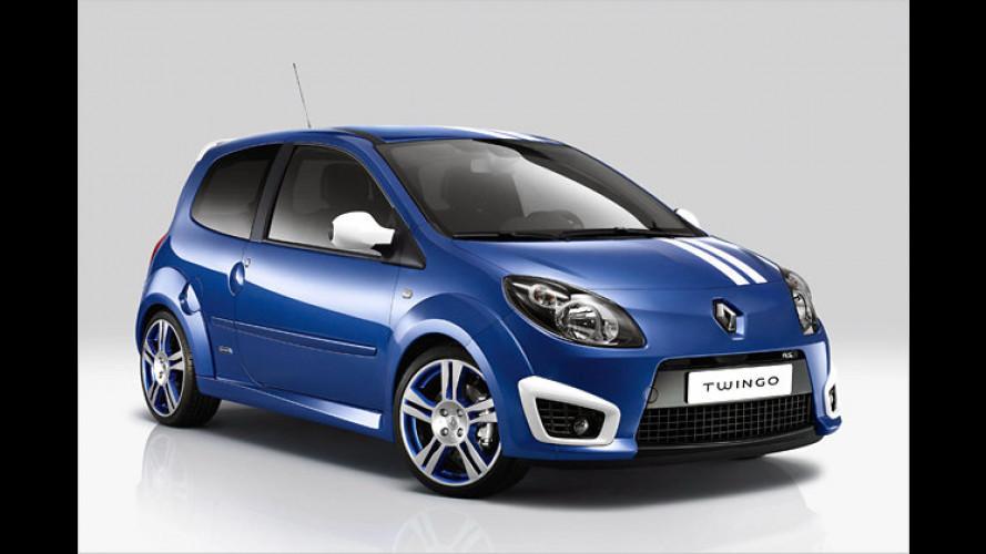 Comeback in Blau: Renault zeigt den Twingo Gordini R.S.