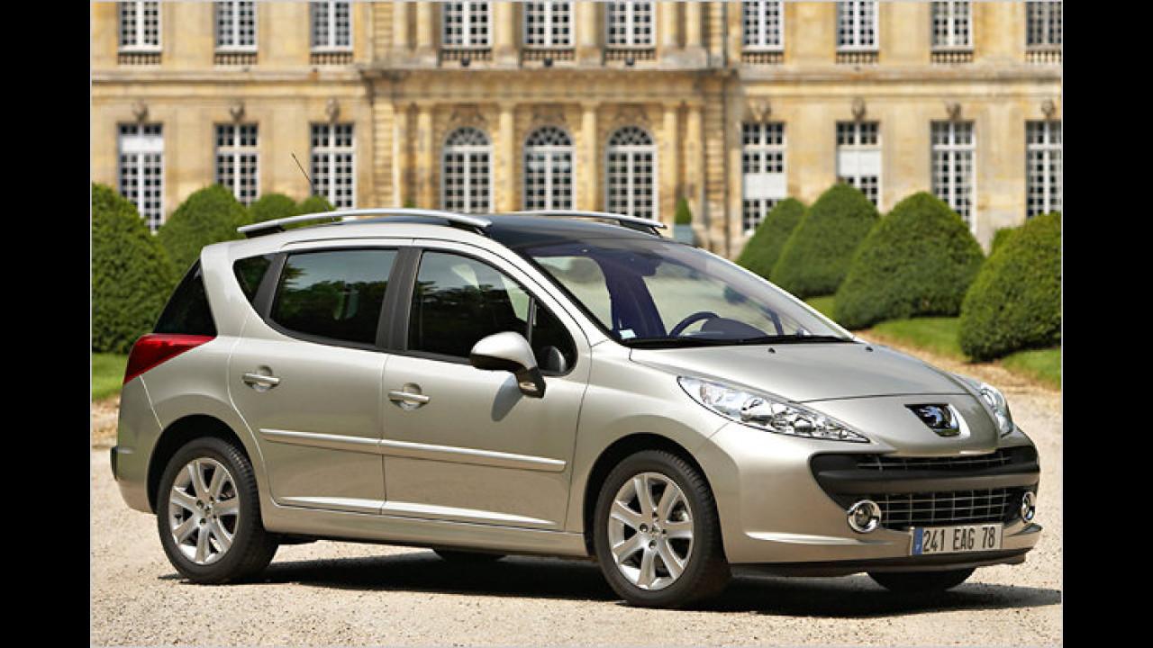 Peugeot 207 SW HDi FAP 90 Filou