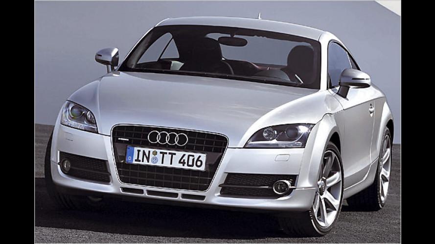 Fraunhofer-Institut entwickelt sportlichen Audi TT mit Hybridantrieb