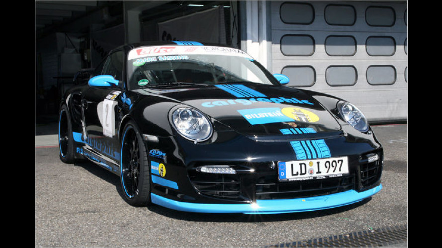 Tuning-Rakete mit 624 PS: Cargraphic 997 Turbo GT RSC 3.6