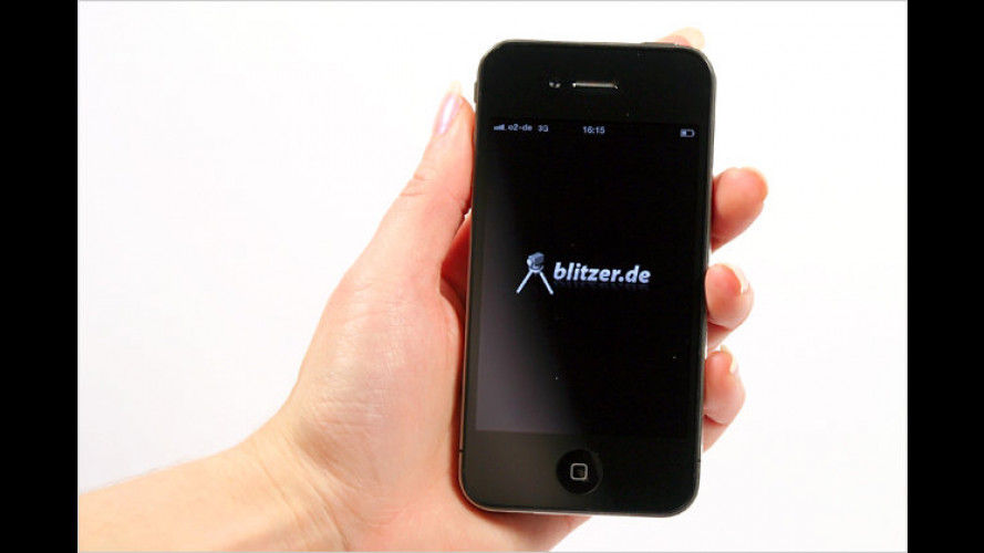 iPhone-App: Blitzer.de warnt vor Blitzern aller Art