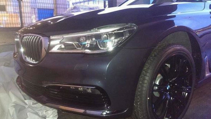 2016 BMW 7-Series getting panorama glass roof 'sky lounge' and leather engine cover?