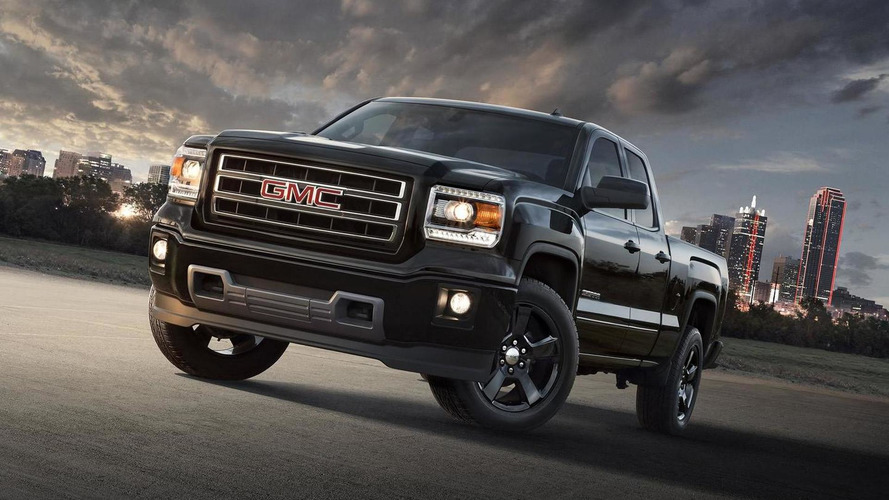 GMC Sierra Elevation Edition announced with cosmetic tweaks