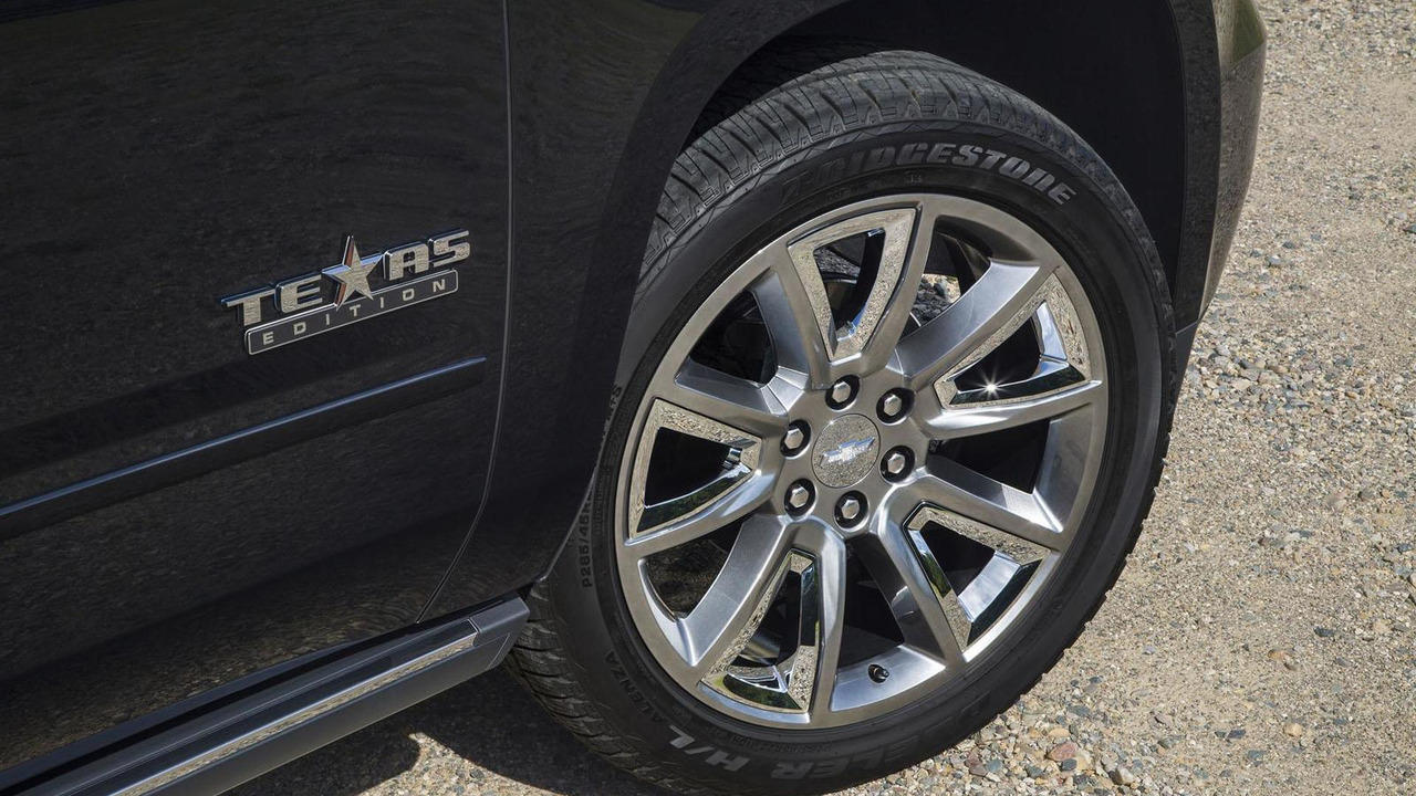 Texas Edition Tahoe >> Chevrolet Tahoe Suburban Texas Editions Unveiled