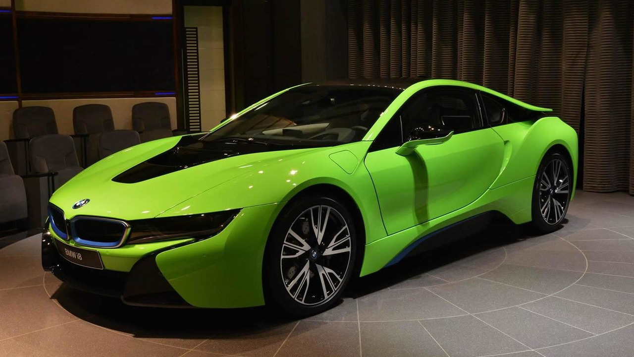 More Powerful Bmw I8 Believed To Be On Track For 2016 Release Won T