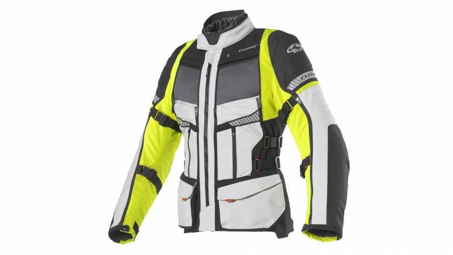 Clover GTS-4, la quarta generazione della giacca touring