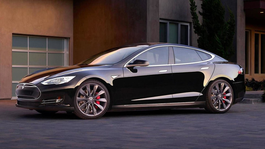 Tesla recalling all Model S vehicles due to faulty seat belt