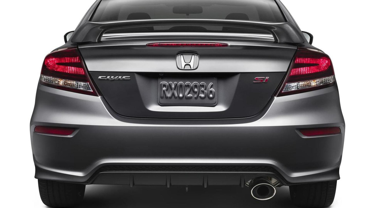 2015 Honda Civic Si Sedan And Coupe Pricing Announced