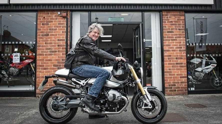James May vorrebbe uccidere i ladri di moto