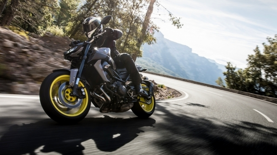 Yamaha MT-09 2017 - TEST