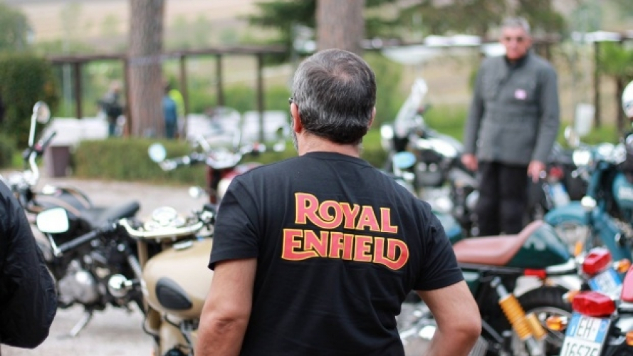 Tutto pronto per il Royal Enfield Italian Meeting 2018