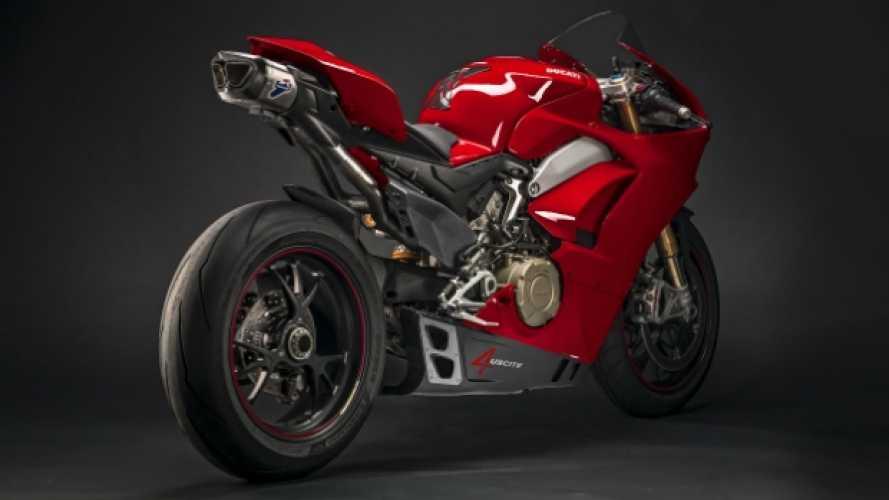 """Termignoni """"4Uscite"""", lo scarico racing per Ducati Panigale V4"""
