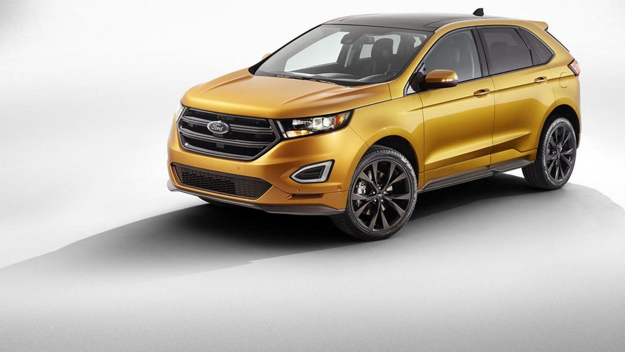 2015 Ford Edge goes into production [video]