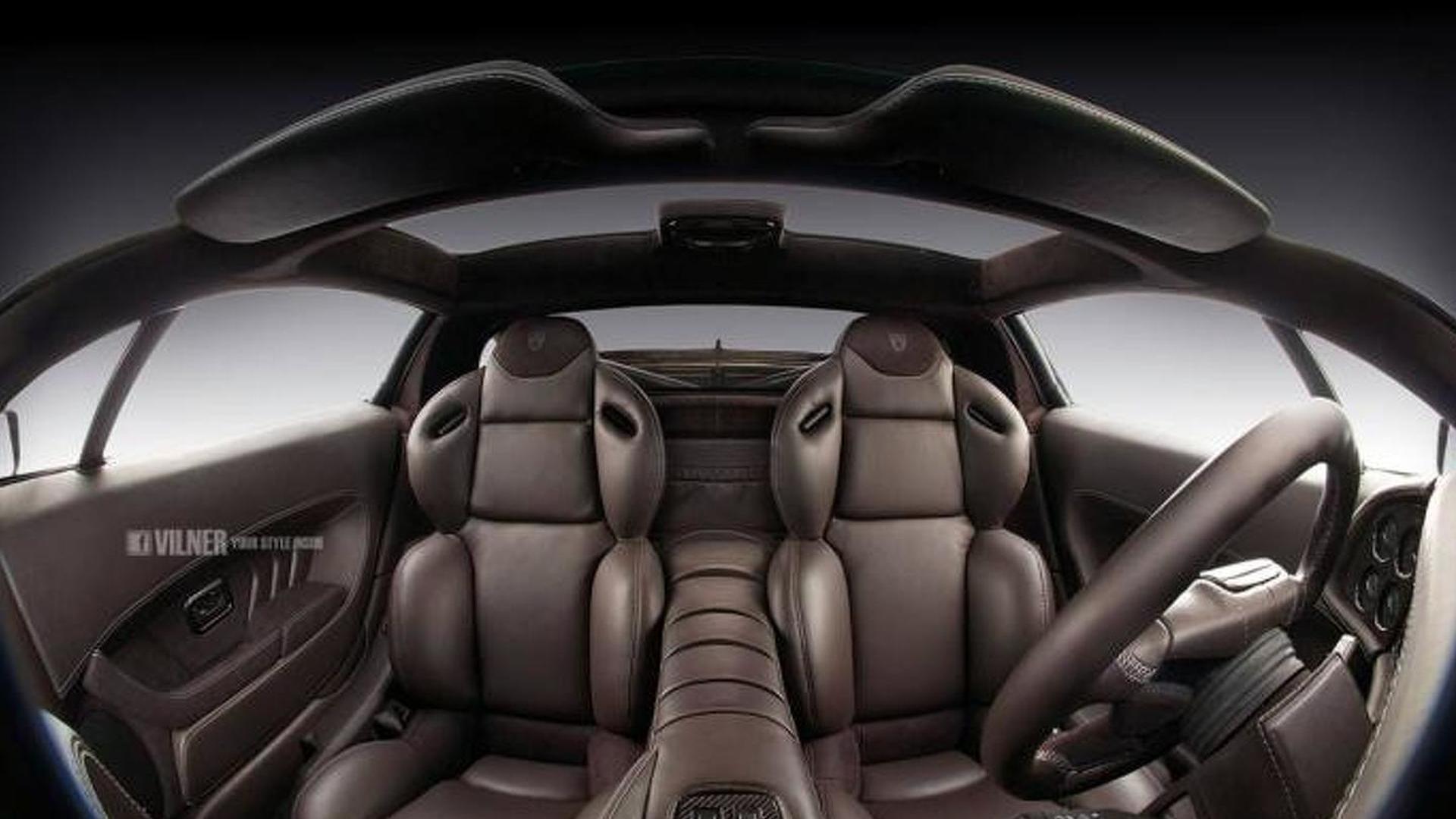 Vilner Jaguar Xj220 601481