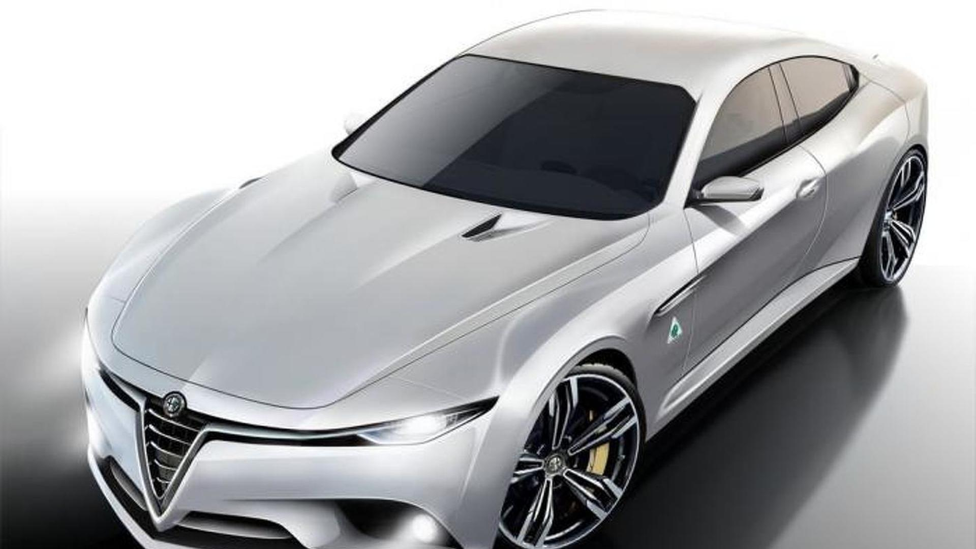 Alfa Romeo Giulia To Receive New Ferrari Dino Derived V6 Engine