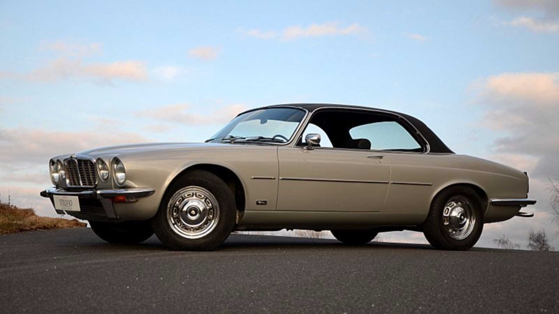 Rehome This Big Cat! Restored 1975 Jaguar XJ-C Up For ...