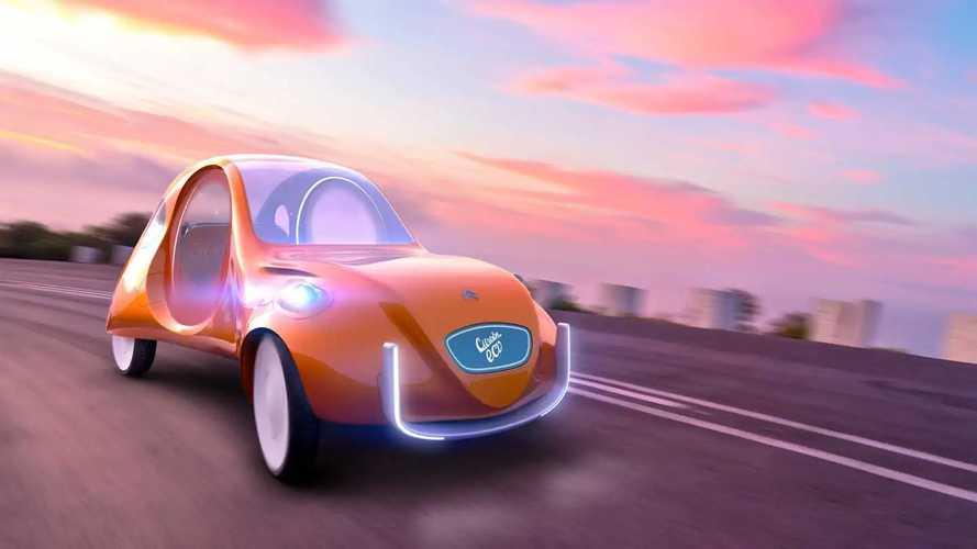 Citroën eCV