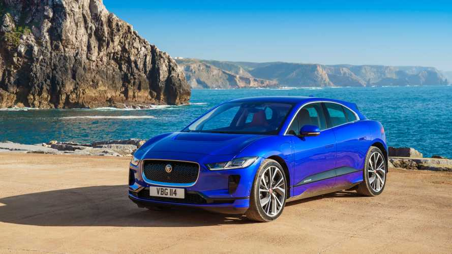 Global Jaguar I-Pace sales in July barely exceed 1,100