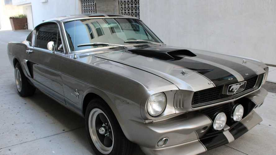 Silver Frost 1966 Ford Mustang Fastback Will Send Chills Down Your Back