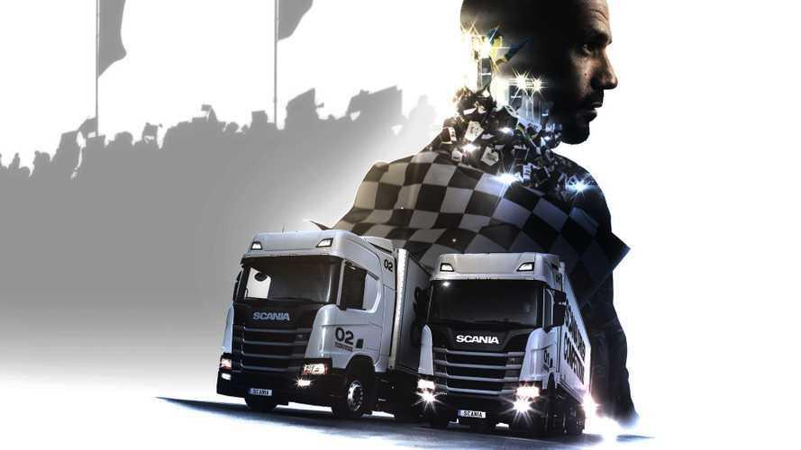 I giorni del Re. Scania festeggia i 50 anni del V8