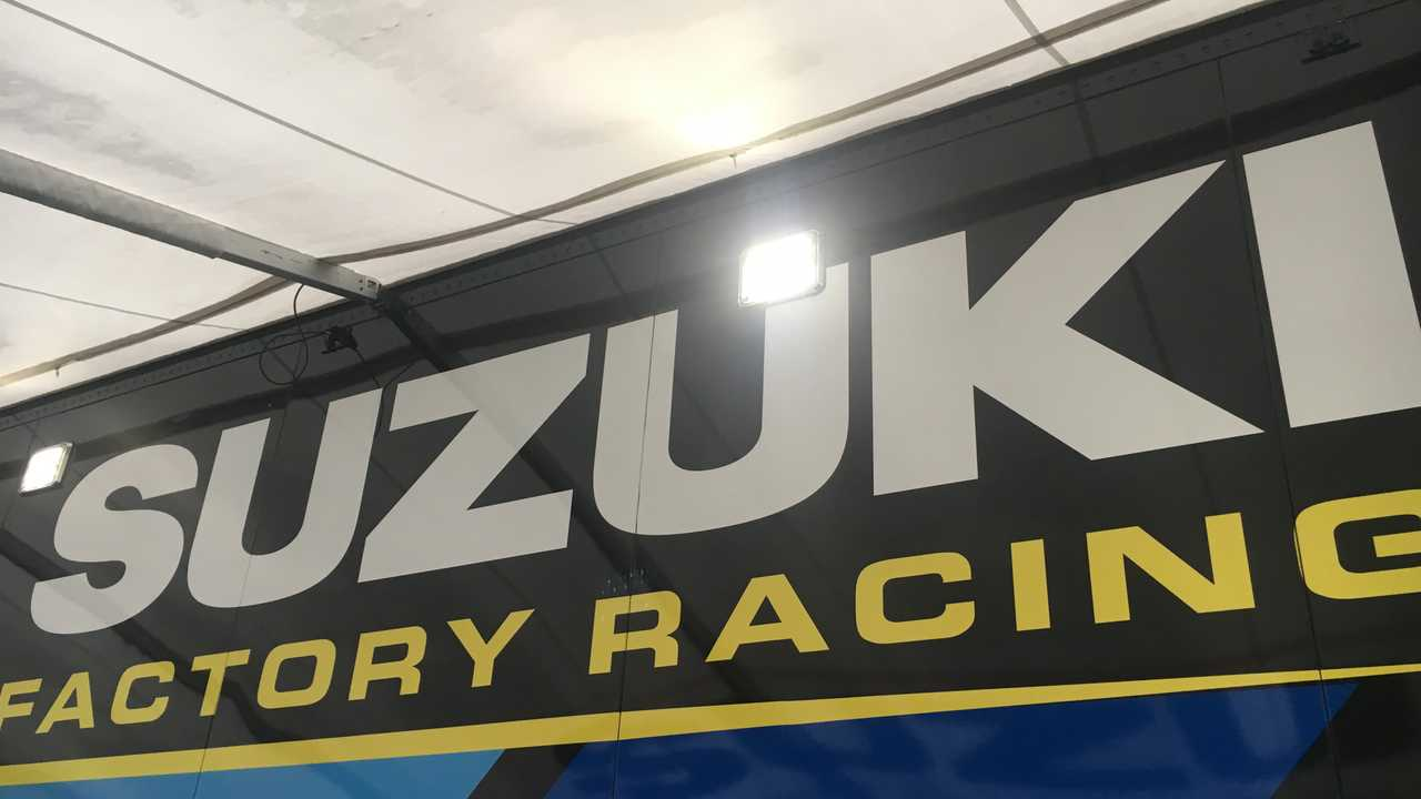 Suzuki Factory Team
