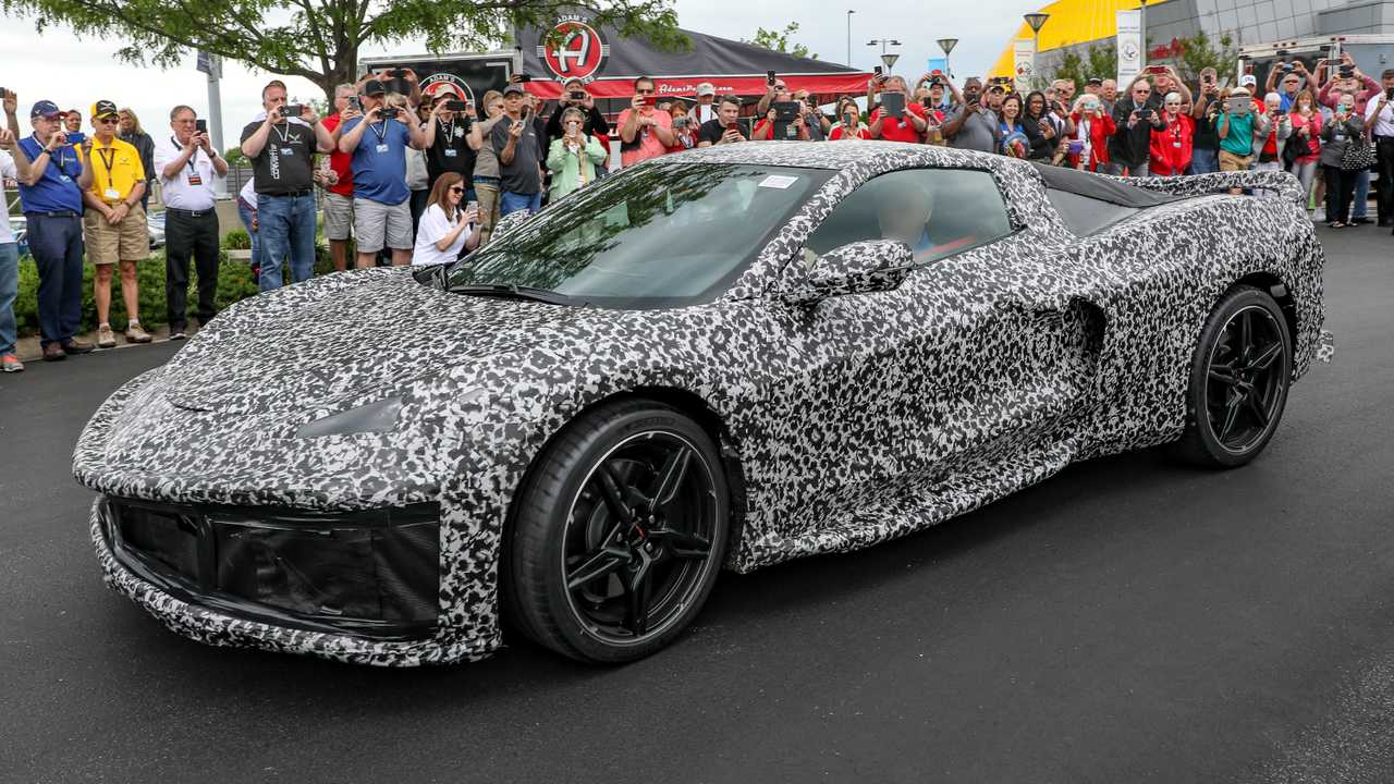 Chevrolet Corvette C8 - NCM Bash