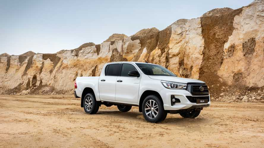 "Le Toyota Hilux s'offre une ""Special Edition"""