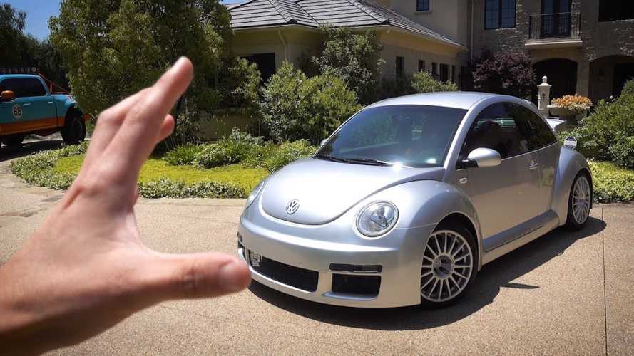 Here's what made the £65,000 VW Beetle RSi so special