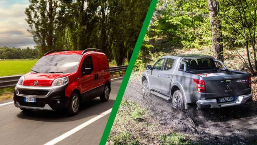 Fiat Fullback e Fiorino al Salone del Gusto