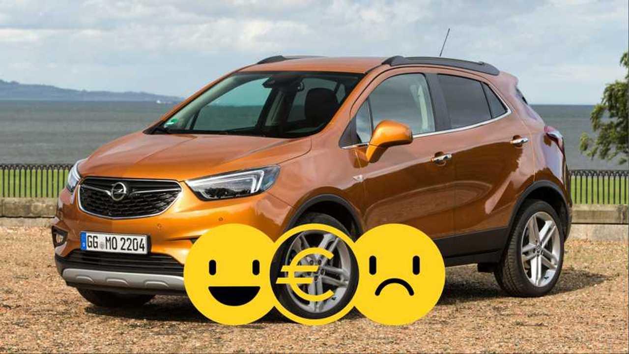Promozione Opel Mokka X aprile 2019