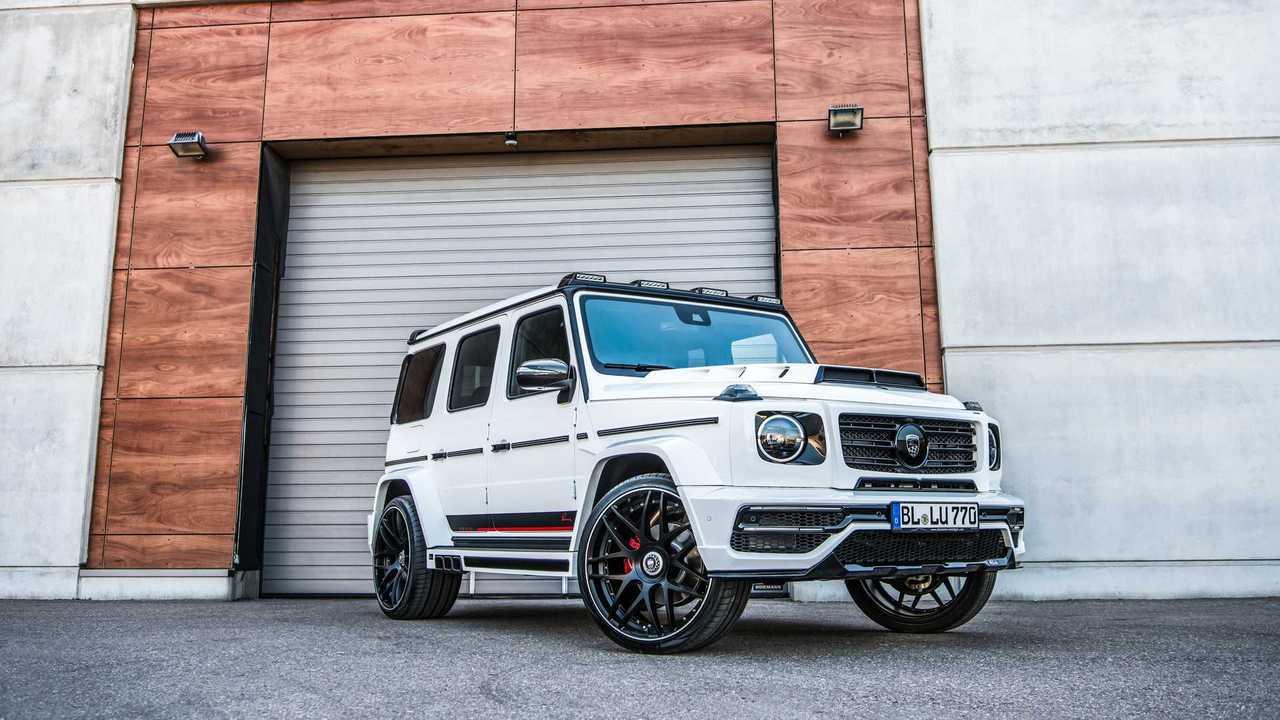 Mercedes-AMG G63 - Lumma Design