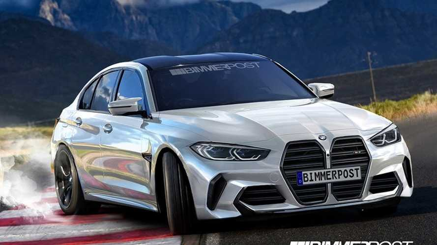 BMW M boss confirms 480 bhp and 510 bhp, AWD and RWD for new M3