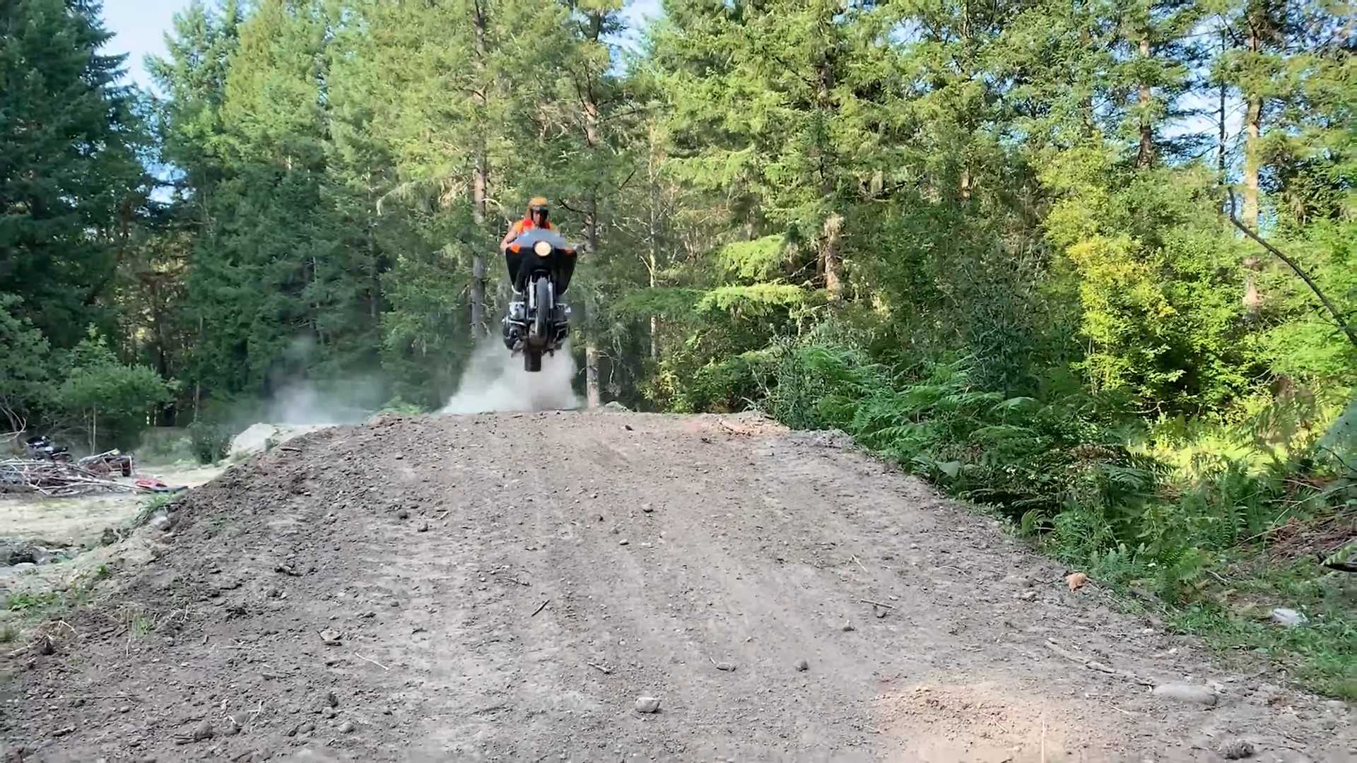 Gold Wing Motocross With Dos Honduros Is Totally Rad