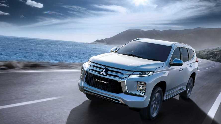 Mitsubishi Pajero Sport обновился: корпоративная внешность и иной интерьер