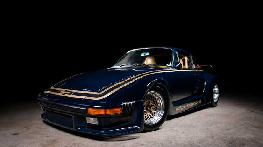 Porsche 911 Turbo Said To Have Been Mario Andretti's Heads To Monterey