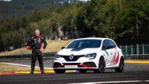 Renault Mégane R.S. Trophy-R à Spa-Francorchamps