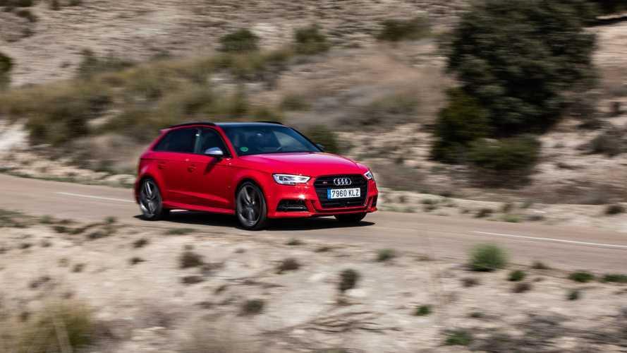 Audi S3 Sportback 2019, el deportivo compacto de libro