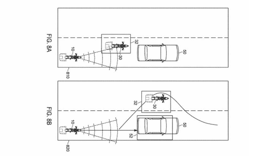 Harley-Davidson Patents Group Riding-Friendly Adaptive Cruise Control