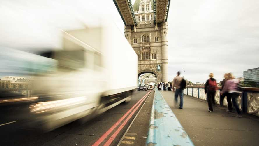 Haulage trade body says London ULEZ is punishing hauliers