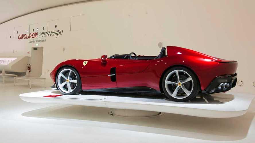 Ferrari celebra il mito senza tempo
