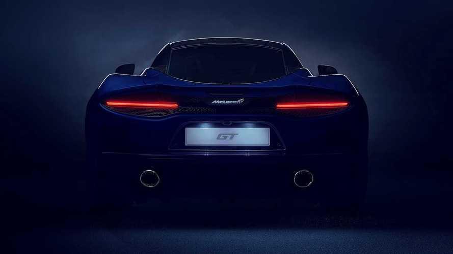 Dernier teaser avant présentation pour la McLaren GT