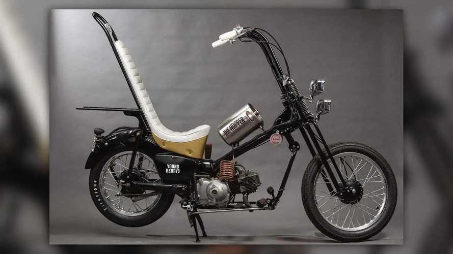 RSW Postie Beer Bike